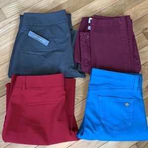 Lot of 4 Pairs of Pants- size 2/26